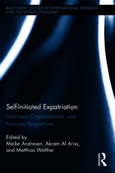 Self-Initiated Expatriation by Maike Andresen