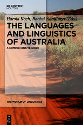 The Languages and Linguistics of Australia by Harold Koch