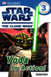 Star Wars Clone Wars Yoda in Action! by DK