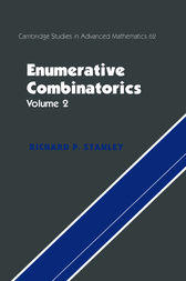 Enumerative Combinatorics: Volume 2 by Richard P. Stanley