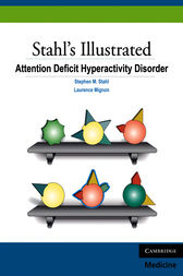 Stahl's Illustrated Attention Deficit Hyperactivity Disorder by Stephen M. Stahl