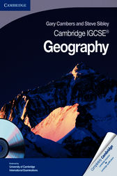 Cambridge IGCSE Geography Coursebook by Gary Cambers