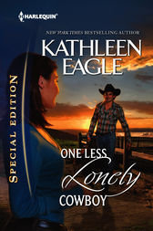 One Less Lonely Cowboy by Kathleen Eagle