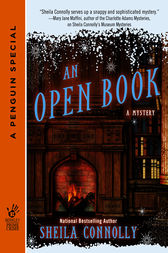 An Open Book: A Mystery by Sheila Connolly
