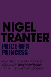 Price of a Princess by Nigel Tranter