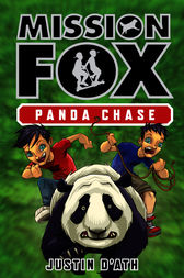 Panda Chase by Justin D'Ath