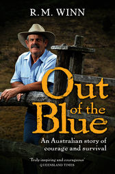 Out Of The Blue by R.M. Winn
