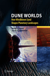 Dune Worlds: How Windblown Sand Shapes Planetary Landscapes