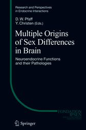 Multiple Origins of Sex Differences in Brain by Donald W Pfaff