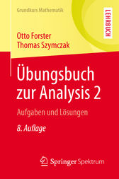 Übungsbuch zur Analysis 2 by Otto Forster