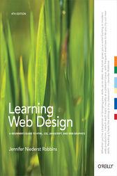 Learning Web Design by Jennifer Robbins