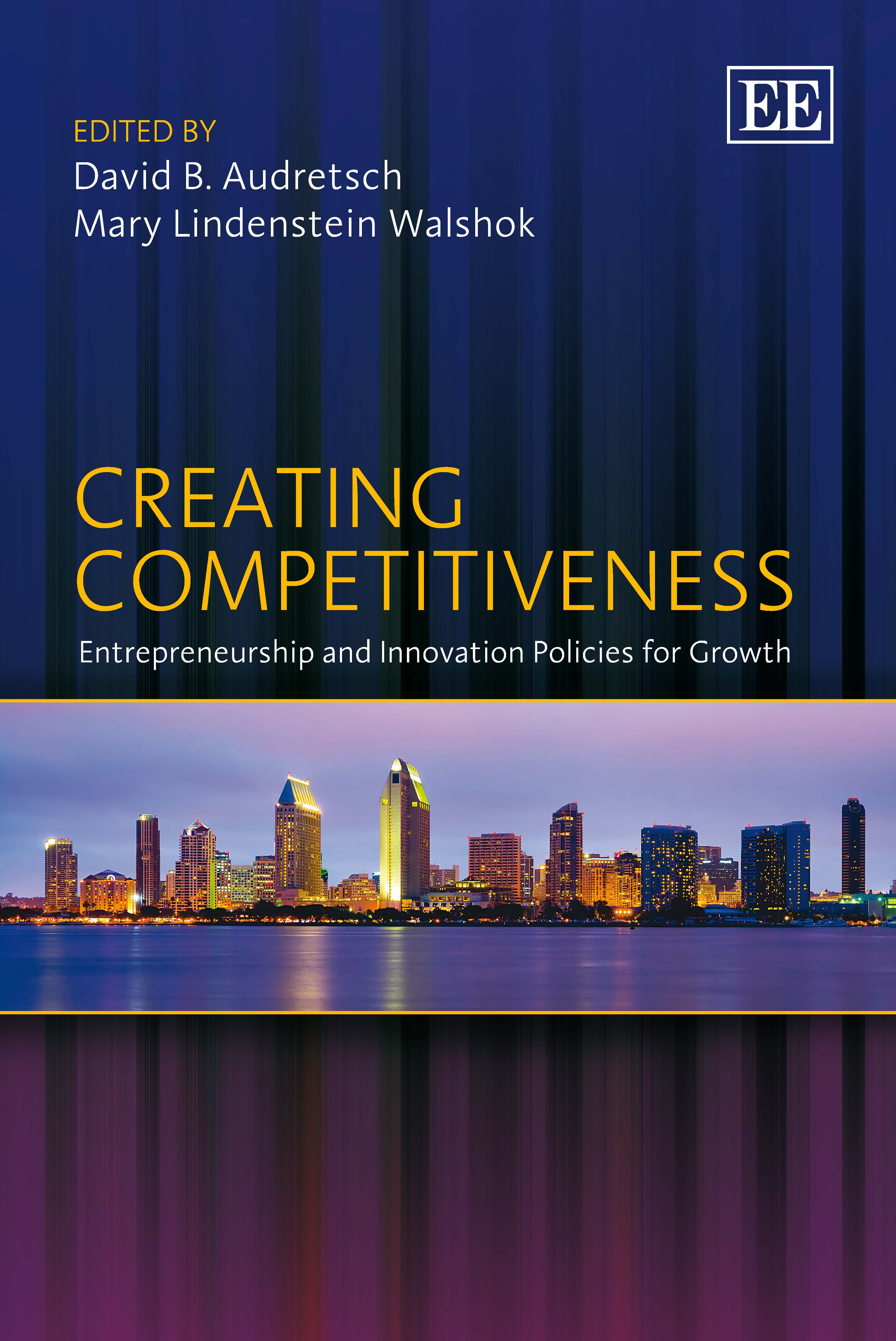 Download Ebook Creating Competitiveness by David B. Audretsch Pdf