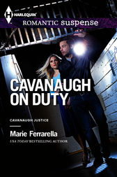 Cavanaugh on Duty by Marie Ferrarella