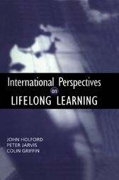 International Perspectives on Lifelong Learning by Colin (Senior Lecturer in Adult Education Griffin