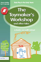The Toymaker's workshop and Other Tales by Jo Boulton