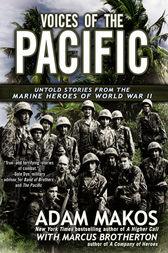 Voices of the Pacific by Adam Makos