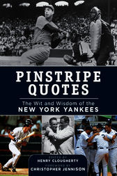 Pinstripe Quotes by Henry Cloughery