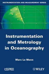 Instrumentation and Metrology in Oceanography by Marc Le Menn