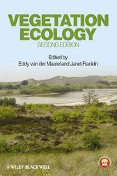 Vegetation Ecology by Eddy van der Maarel