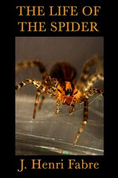 The Life of the Spider by J. Henri Fabre