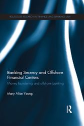 Banking Secrecy and Offshore Financial Centers by Mary Alice Young