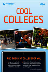 Cool Colleges 2014 by Peterson's
