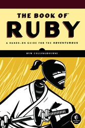 The Book of Ruby by Huw Collingbourne