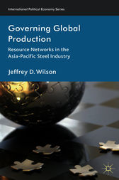 globle production networks Global production networks are a phenomenon of great significance in world trade and production, especially in asia while east and southeast asia have become major.