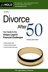 Divorce After 50 by Janice Green