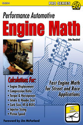 Performance Automotive Engine Math by John Baechtel