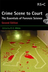 From Crime Scene to Court by Adrian Emes