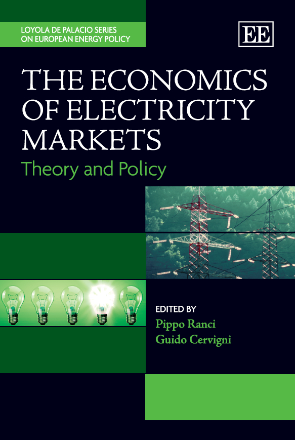 Download Ebook The Economics of Electricity Markets by Pippo Ranci Pdf