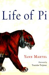 Life of Pi (Illustrated) by Yann Martel