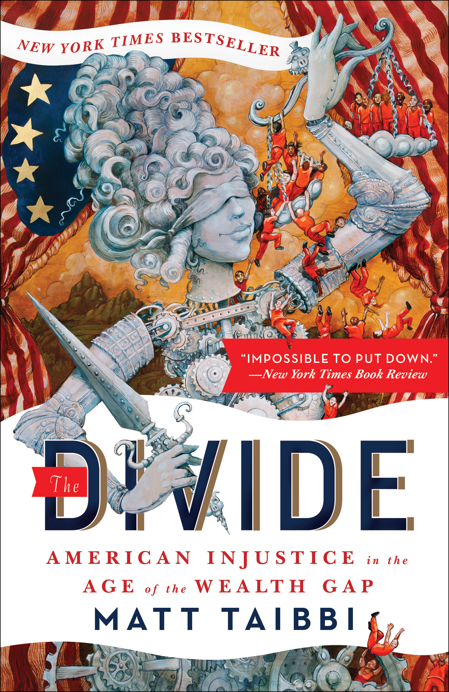 Download Ebook The Divide by Matt Taibbi Pdf