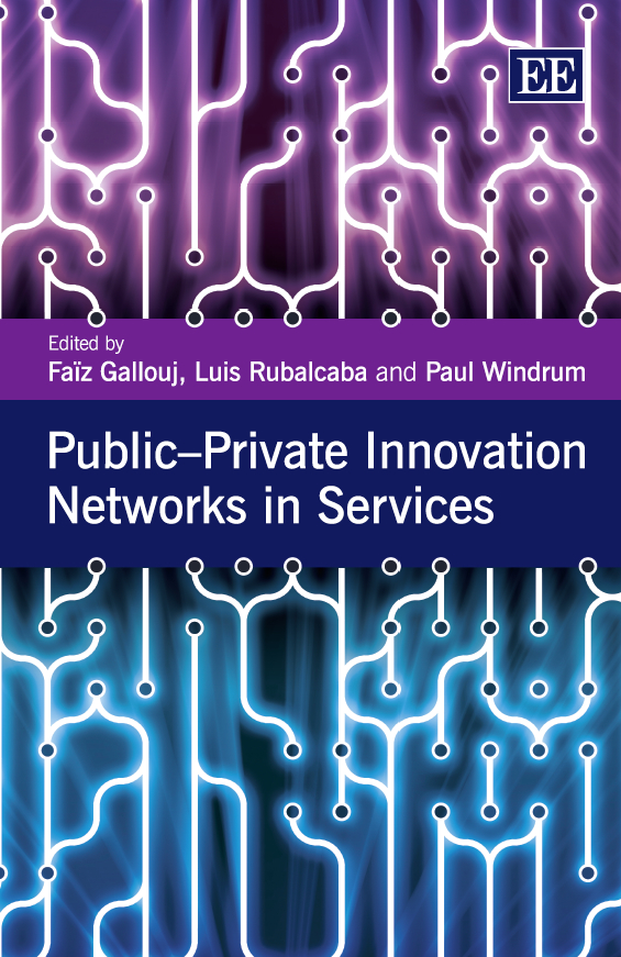 Download Ebook Public–Private Innovation Networks in Services by Faiz Gallouj Pdf
