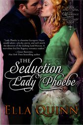 The Seduction of Lady Phoebe by Ella Quinn