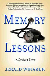 Memory Lessons by Jerald Winakur