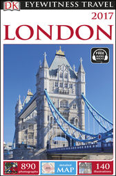 DK Eyewitness Travel Guide London by DK Travel