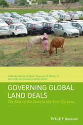 Governing Global Land Deals by Wendy Wolford