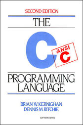 C Programming Language by Brian W. Kernighan