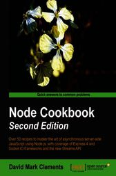 Node Cookbook by David Mark Clements