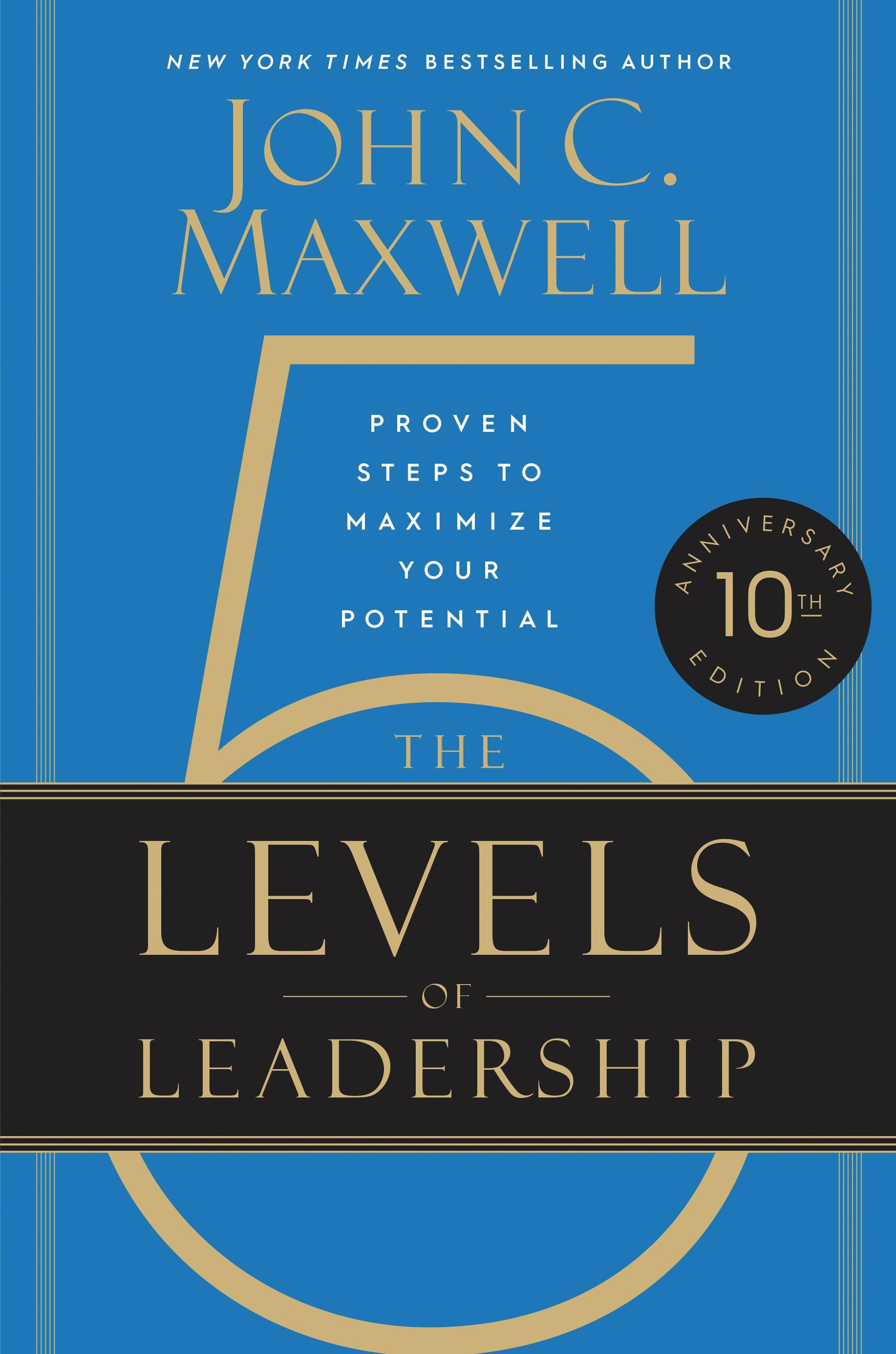 Download Ebook The 5 Levels of Leadership by John C. Maxwell Pdf