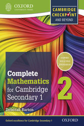 Complete Mathematics for Cambridge Lower Secondary 2: For Cambridge Checkpoint and beyond