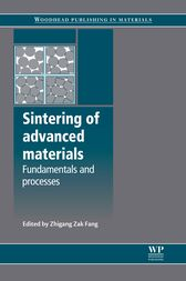 Sintering of Advanced Materials by Zhigang Zak Fang