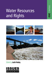 Water Resources and Rights by Justin Healey