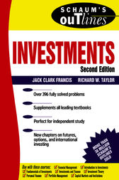 Schaum's Outline of Investments by Jack Clark Francis