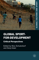 Global Sport-for-Development by Nico Schulenkorf