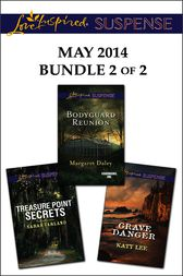 Love Inspired Suspense May 2014 - Bundle 2 of 2 by Margaret Daley