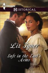 Safe in the Earl's Arms by Liz Tyner