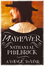 Mayflower: A Voyage to War (Text Only) by Nathaniel Philbrick